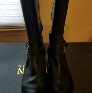 Lauren Ralph Lauren Wide Calf Boots